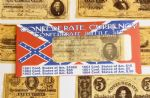 Confederate Currency Battle Set
